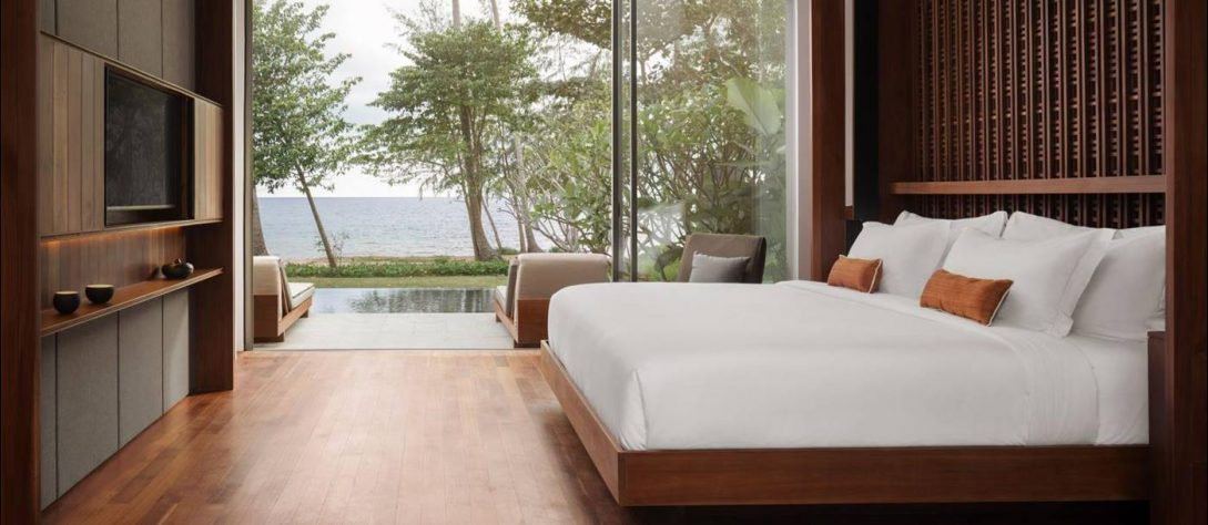 Alila Villas Koh Russey One Bedroom Beach Villa Bedroom
