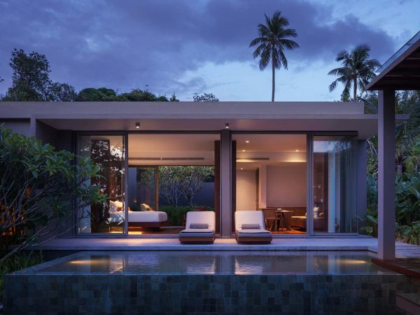 Alila Villas Koh Russey One Bedroom Garden Pool Villa