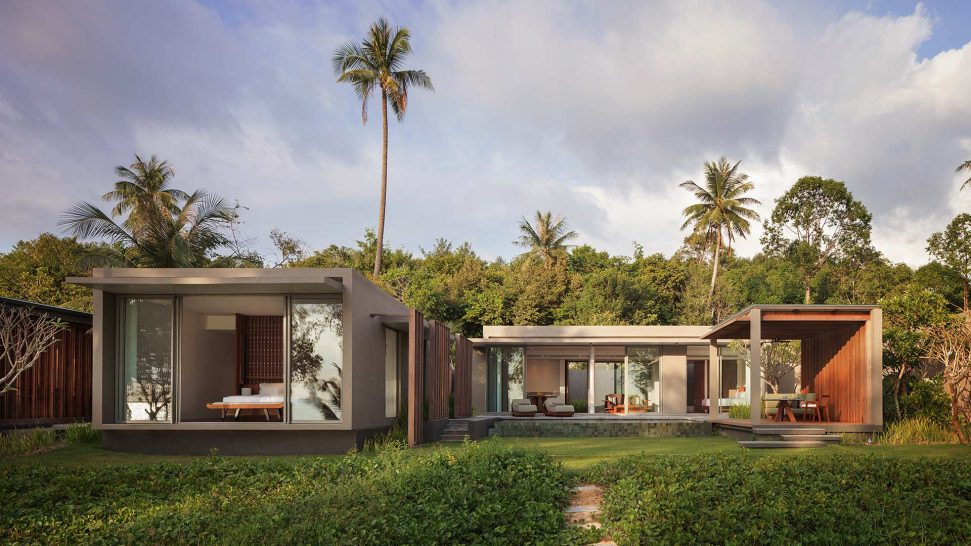 Alila Villas Koh Russey Two Bedroom Beach Pool Villa