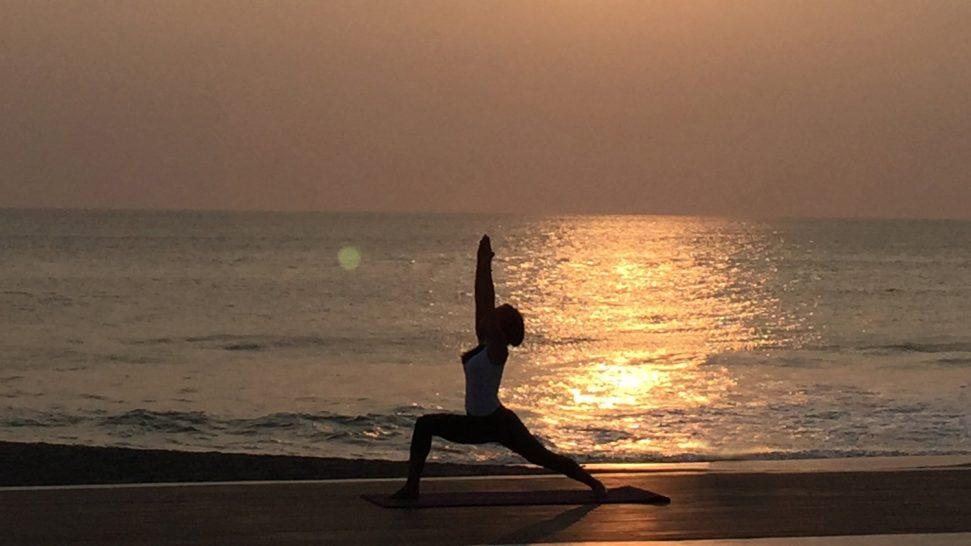 Alila Villas Koh Russey Yoga