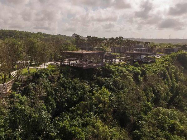Alila Villas Uluwatu Panoramic View