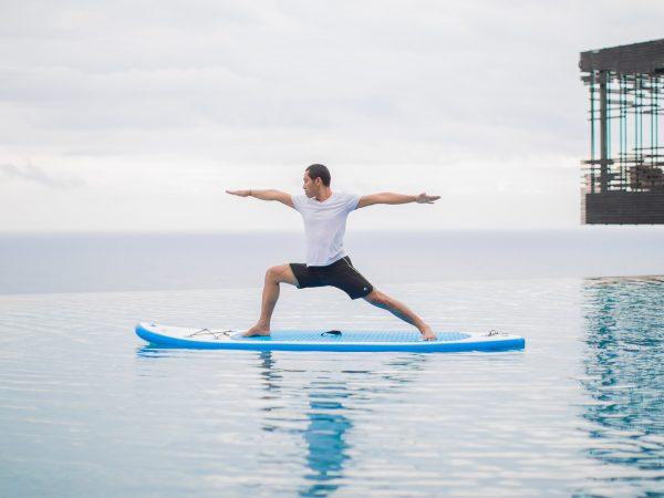 Alila Villas Uluwatu Surf Yoga