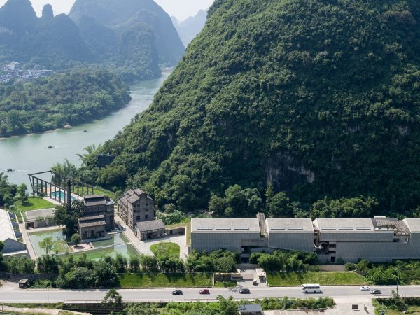 Alila Yangshuo Exterior Overall