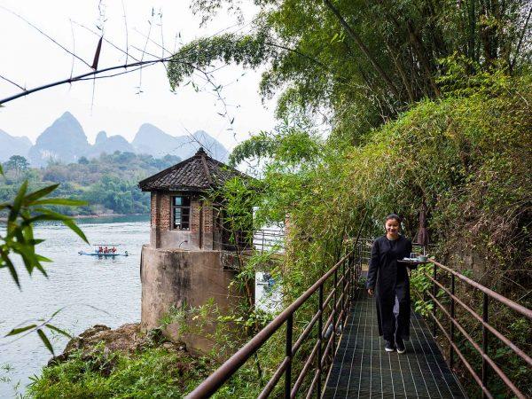 Alila Yangshuo Water Pump Room