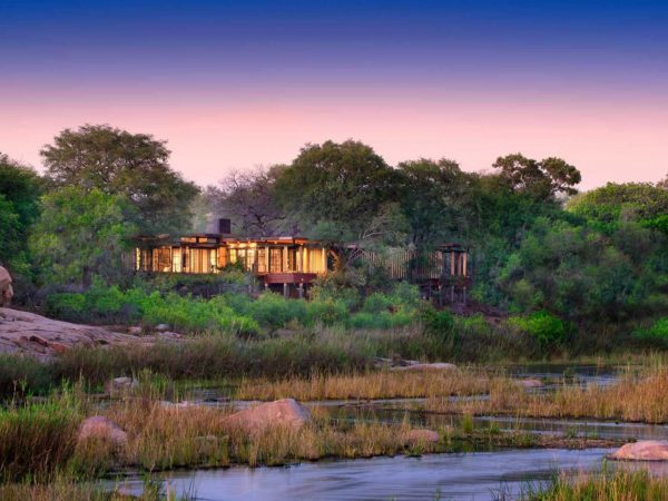 AndBeyond Tengile River Lodge Family suite