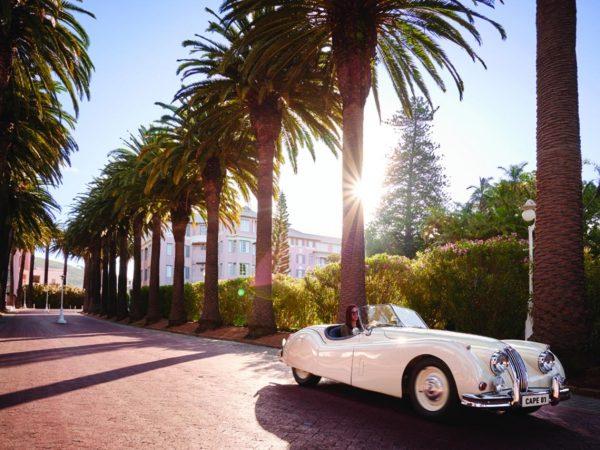 Belmond Mount Nelson Cape Town Classic Car