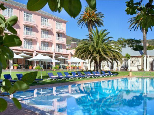 Belmond Mount Nelson Cape Town Pool