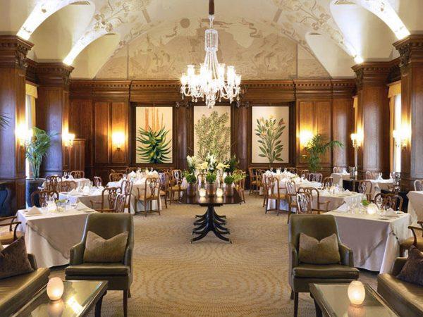 Belmond Mount Nelson Hotel Lord Nelson Restaurant