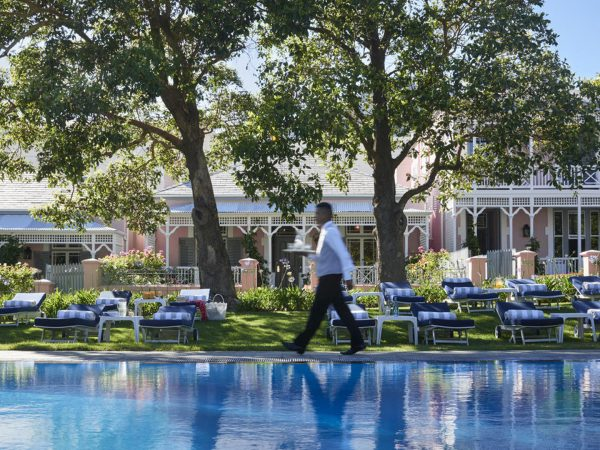 Belmond Mount Nelson Hotel Pool View