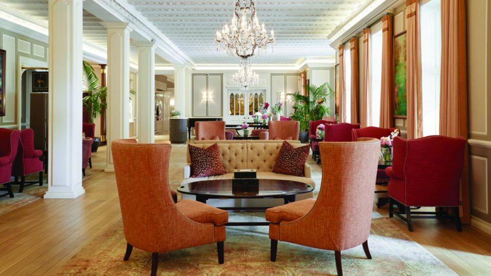 Belmond Mount Nelson Hotel The Lounge