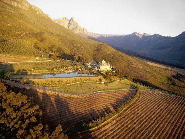 Belmond Mount Nelson Hotel Winelands Tour