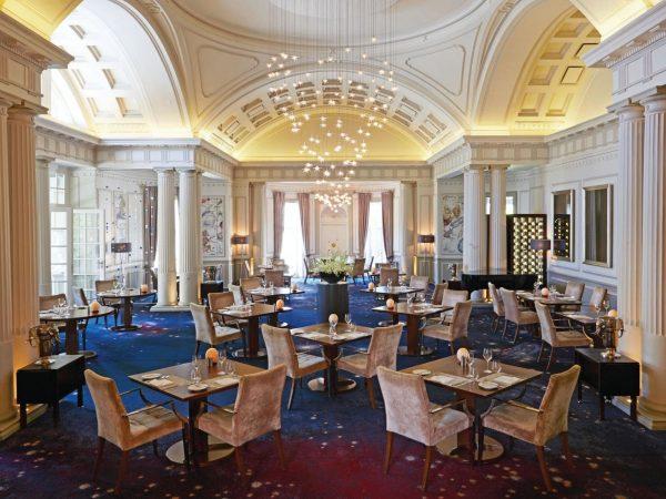 Belmond Mount Nelson Planet Restaurant