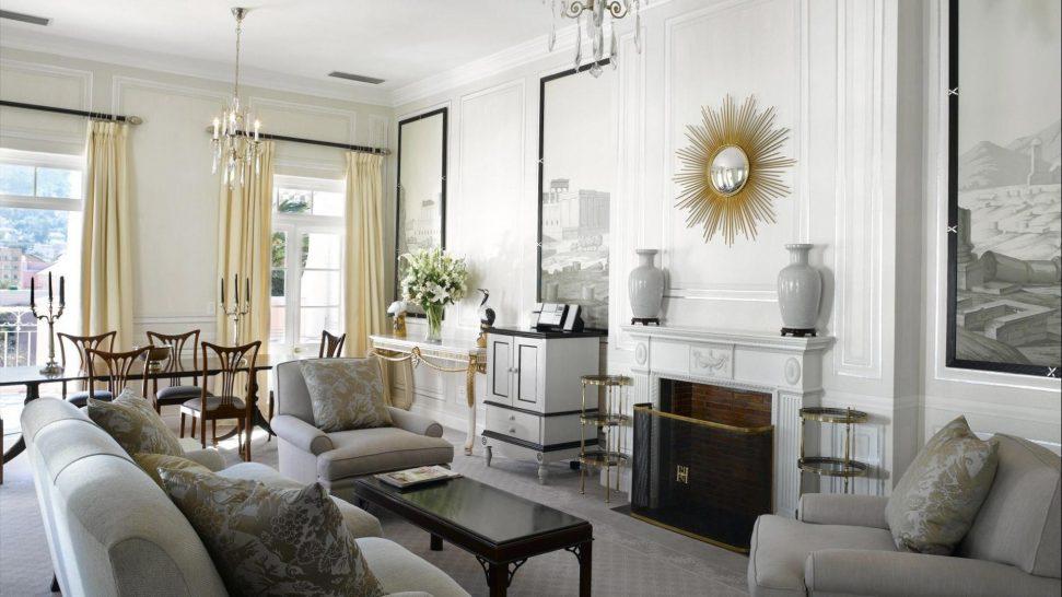 Belmond Mount Nelson Presidential Suite Living Room