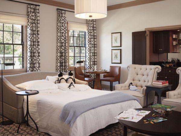 Belmond Mount Nelson Studio Suite Lounge Bed