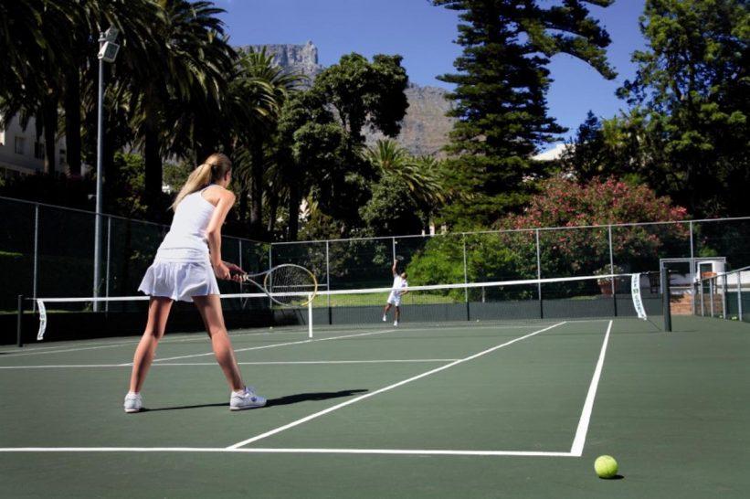Belmond Mount Nelson Tennis