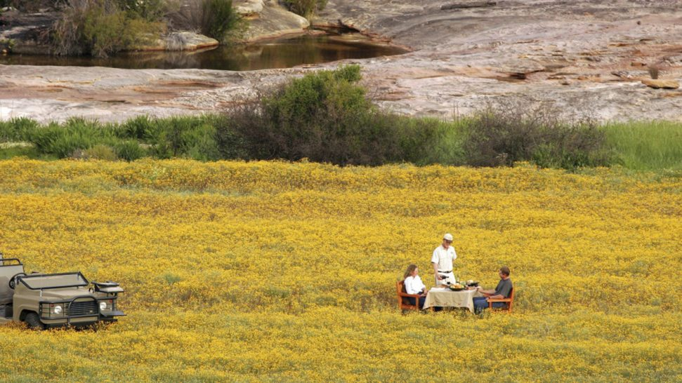 Bushmans Kloof Wilderness Reserve Picnic