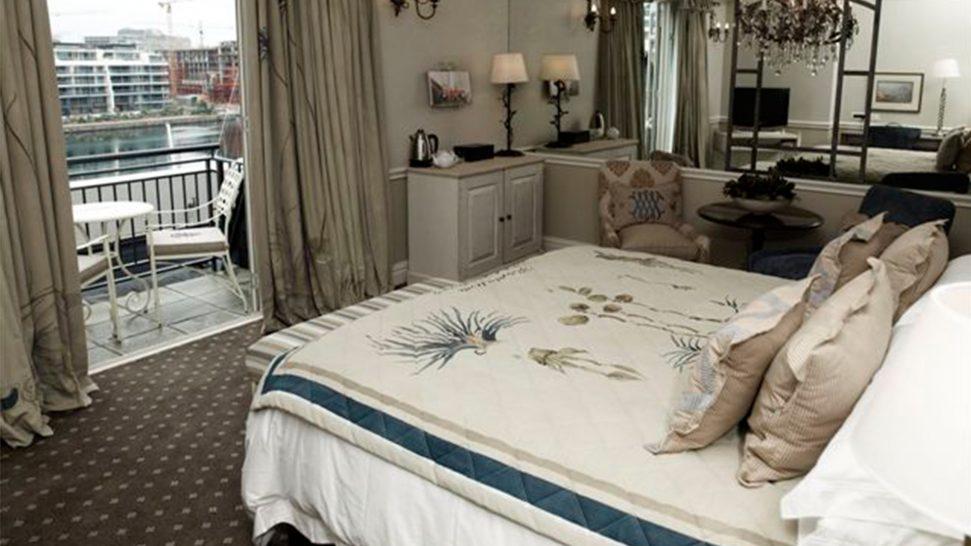 Cape Grace Rooftop Luxury Room