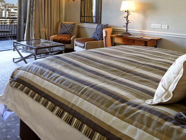 Cape Grace Rooftop Terrace Room