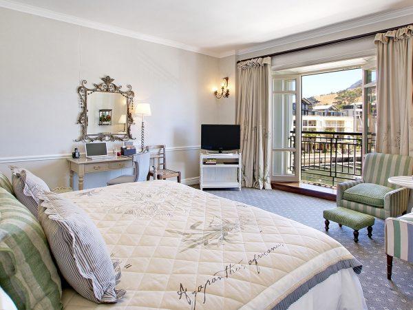Cape Grace Table Mountain Luxury Room
