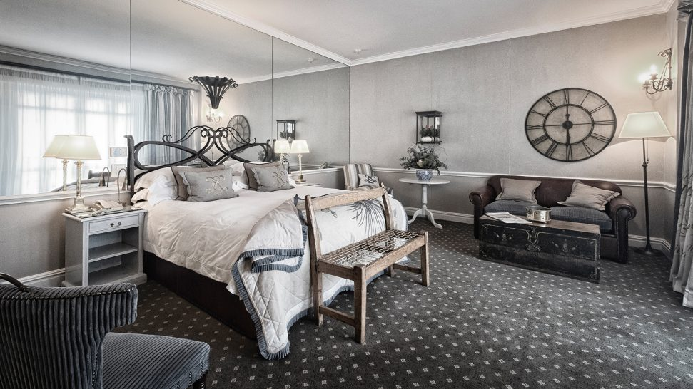 Cape Grace Table Mountain Superior Room