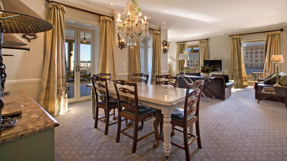 Cape Grace Three Bedroom Suite