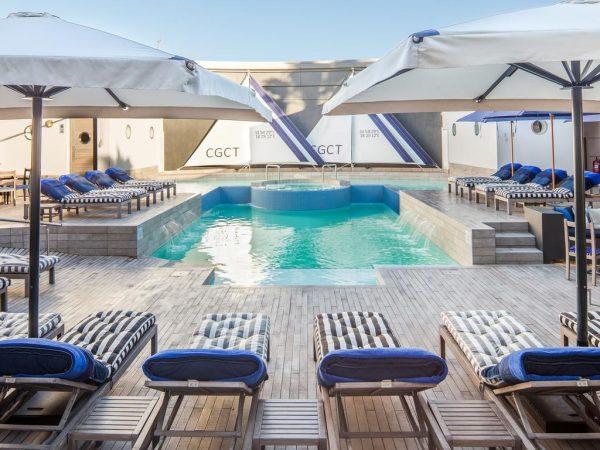 Cape Grace pool