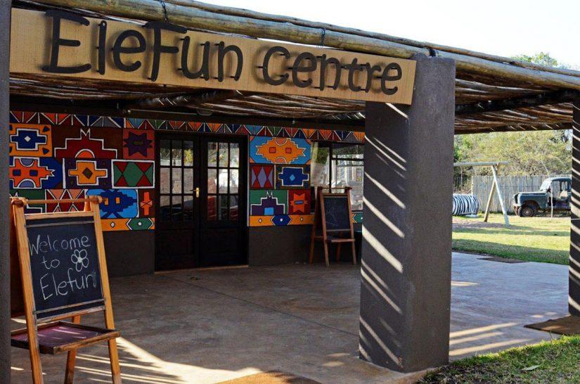 EleFun Centre Bush Lodge