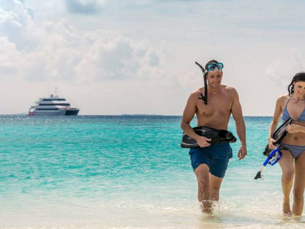 Four Seasons Maldives Explorer Cruise Excursions