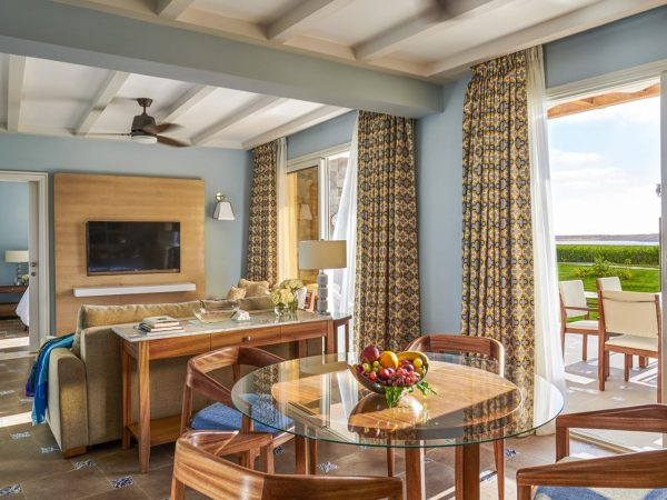 Four Seasons Hotel Alexandria at San Stefano Beach Premium One Bedroom Suite