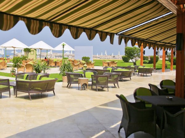 Four Seasons Hotel Alexandria at San Stefano Beach Restaurant and Lounge