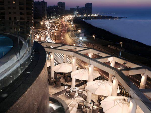 Four Seasons Hotel Alexandria at San Stefano Bleu Lounge