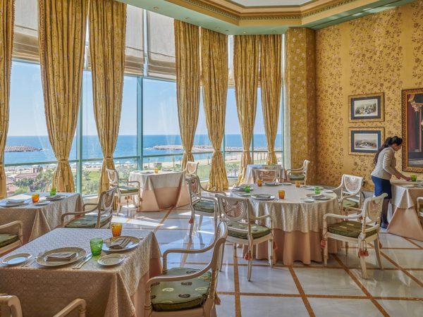 Four Seasons Hotel Alexandria at San Stefano Byblos Restaurant