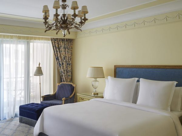 Four Seasons Hotel Alexandria at San Stefano Four Seasons Executive Suite