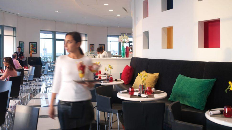 Four Seasons Hotel Alexandria at San Stefano Fresca Caf? and Gelateria