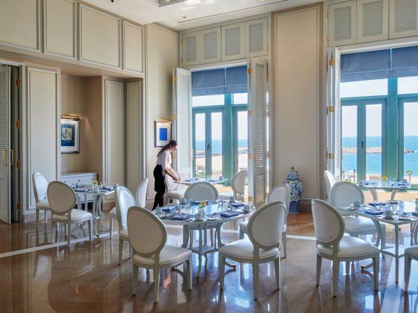 Four Seasons Hotel Alexandria at San Stefano Kala Restaurant