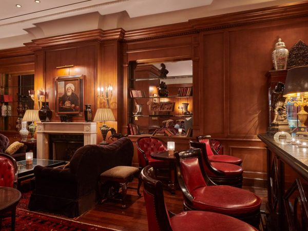 Four Seasons Hotel Alexandria at San Stefano Le Bar