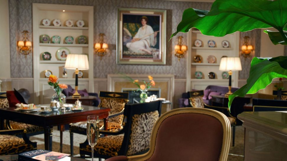 Four Seasons Hotel Alexandria at San Stefano Lobby Lounge