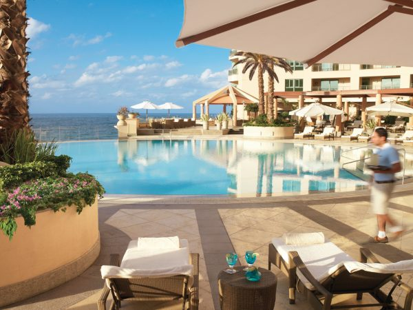 Four Seasons Hotel Alexandria at San Stefano Lobby View