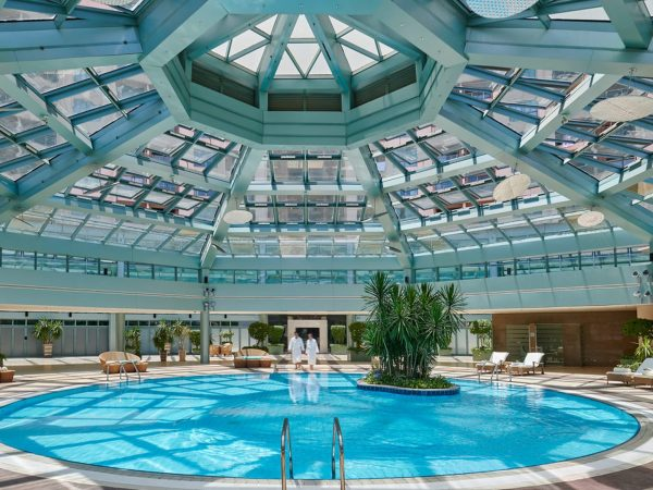 Four Seasons Hotel Alexandria at San Stefano Pool Bar & Grill