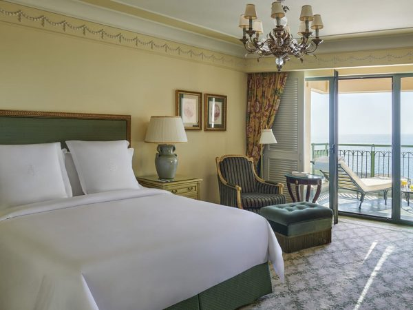 Four Seasons Hotel Alexandria at San Stefano Sea View One Bedroom Suites
