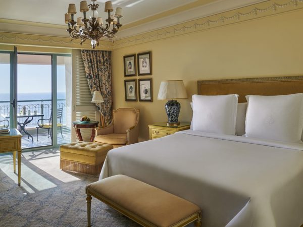 Four Seasons Hotel Alexandria at San Stefano Sea View Room