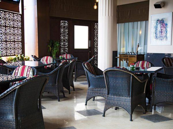 Four Seasons Hotel Alexandria at San Stefano Shisha Lounge