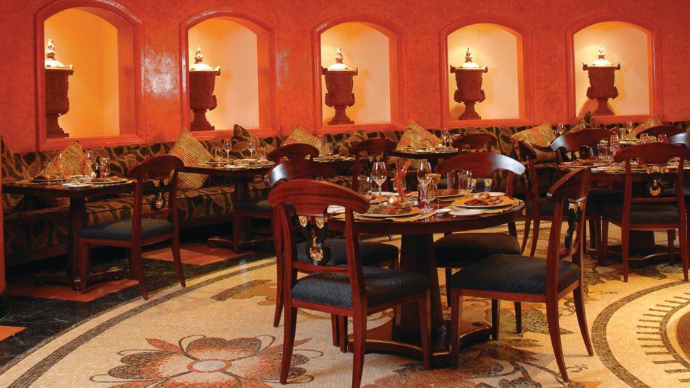 Four Seasons Hotel Alexandria at San Stefano Stefano's Restaurant