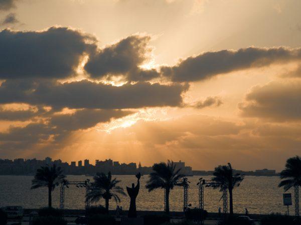 Four Seasons Hotel Alexandria at San Stefano Sunset View
