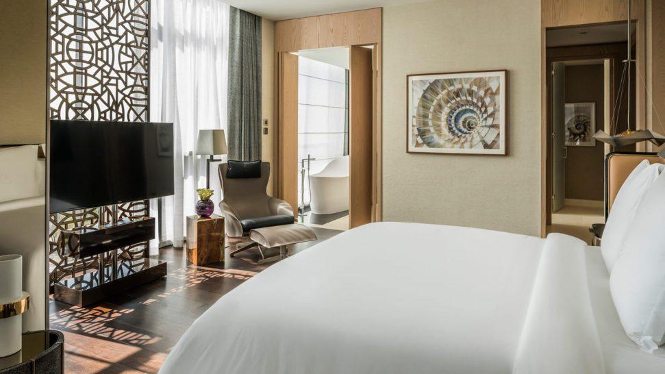 Four Seasons Hotel Dubai International Financial Centre Executive Suite