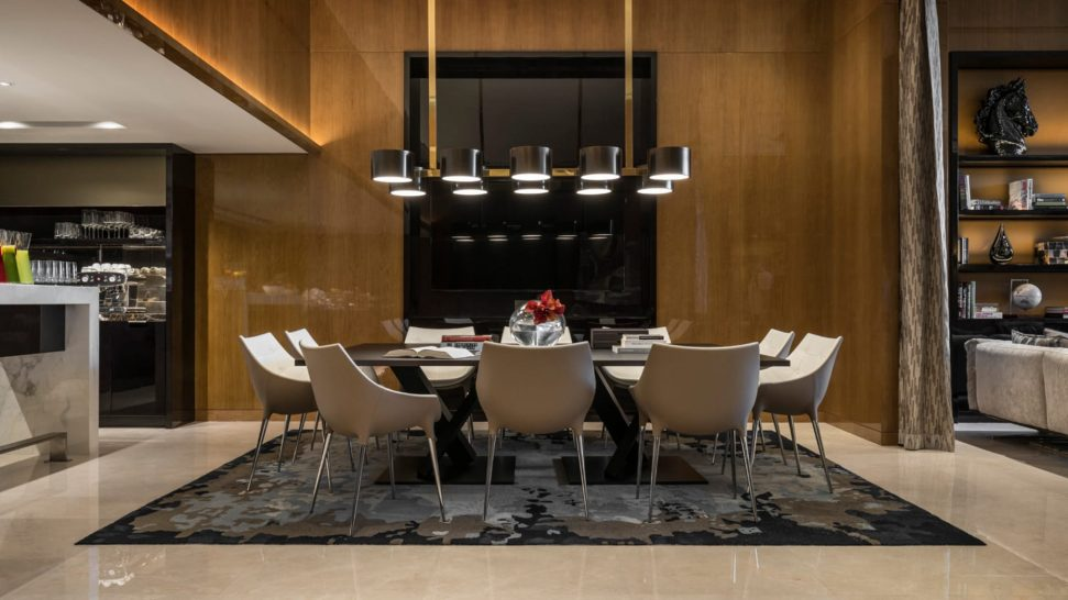 Four Seasons Hotel Dubai International Financial Centre Le Petit Chef