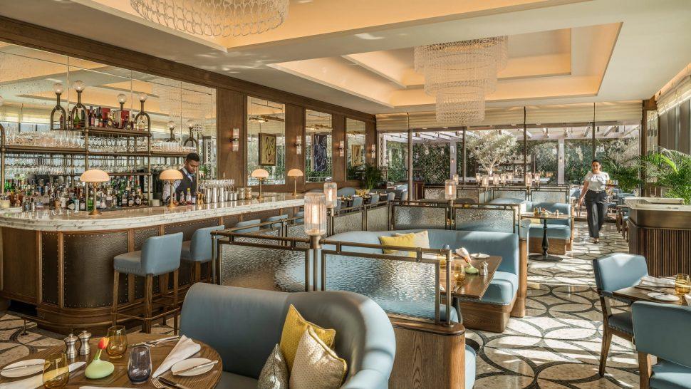 Four Seasons Hotel Dubai International Financial Centre MINA Brasserie