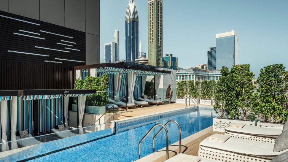 Four Seasons Hotel Dubai International Financial Centre Pool