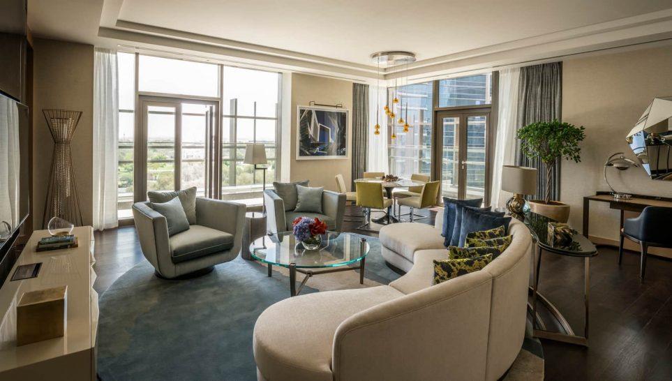 Four Seasons Hotel Dubai International Financial Centre Residential suite