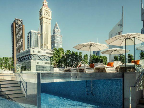 Four Seasons Hotel Dubai International Financial Centre Rooftop